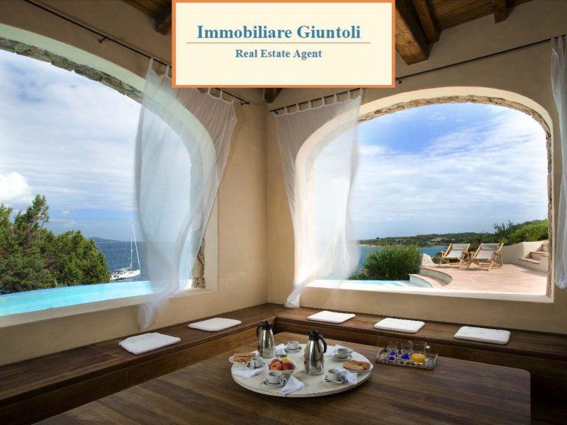 offerta villa in affitto sul mare costa smeralda - occasione case in affitto sardegna