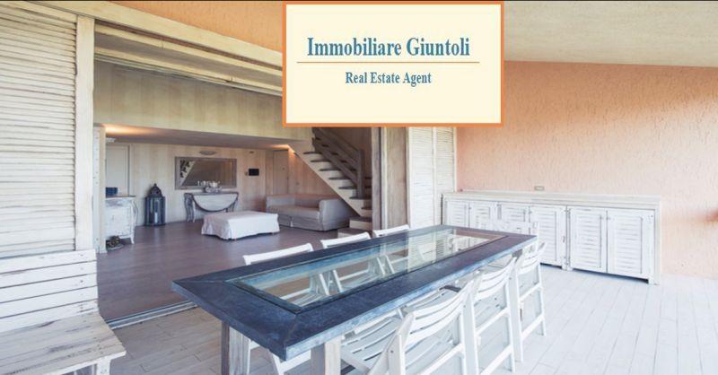 offerta appartamento vacanze vista mare - occasione appartamento in affitto Porto Rotondo