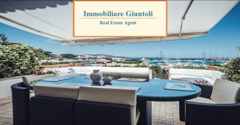 offerta appartamento in affitto porto rotondo vista mare - occasione case vacanze in sardegna