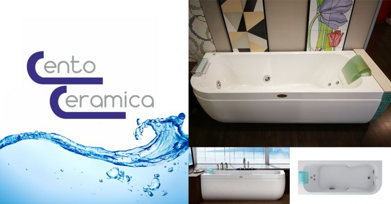 CENTO CERAMICA - offerta vasca idromassaggio jacuzzi acquasoul monteprandone ascoli