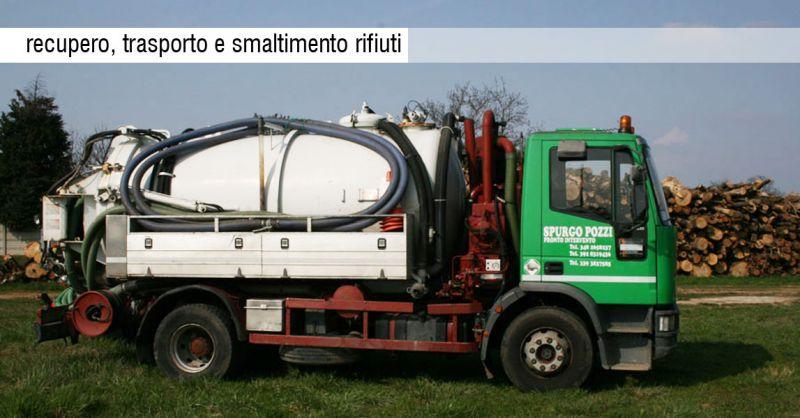Alberio & Crippa Spurghi  - OFFERTA trasporto e smaltimento rifiuti COMO – promozione recupero e smaltimento liquidi como