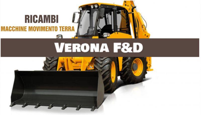 offerta ricambi macchine movimento terra - occasione ricambi scavatori trattori camion dozer