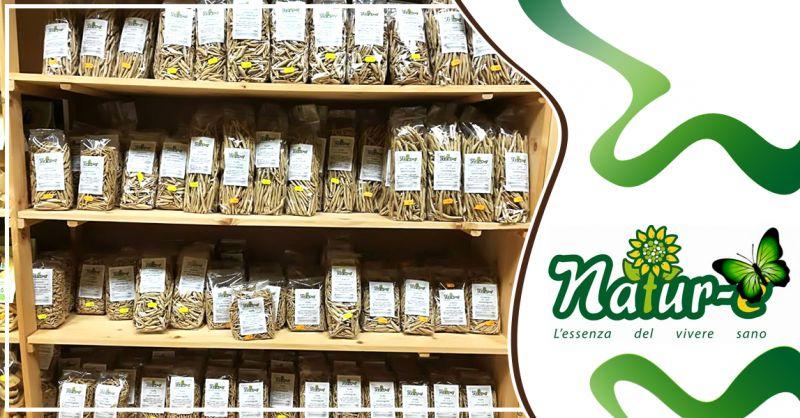 NATURE Offerta vendita pasta biologica certificata Teggiano - Occasione distribuzione pasta bio