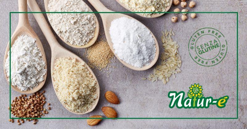 NATUR'E' - offerta vendita Prodotti biologici per celiaci Teggiano
