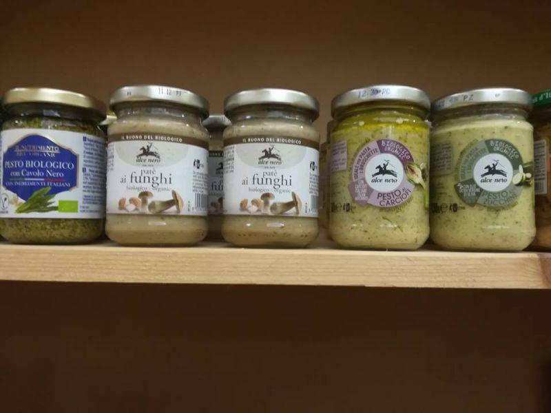 NATURE '- offerta Pesto bio patè bio Salerno Vallo di Diano Teggiano