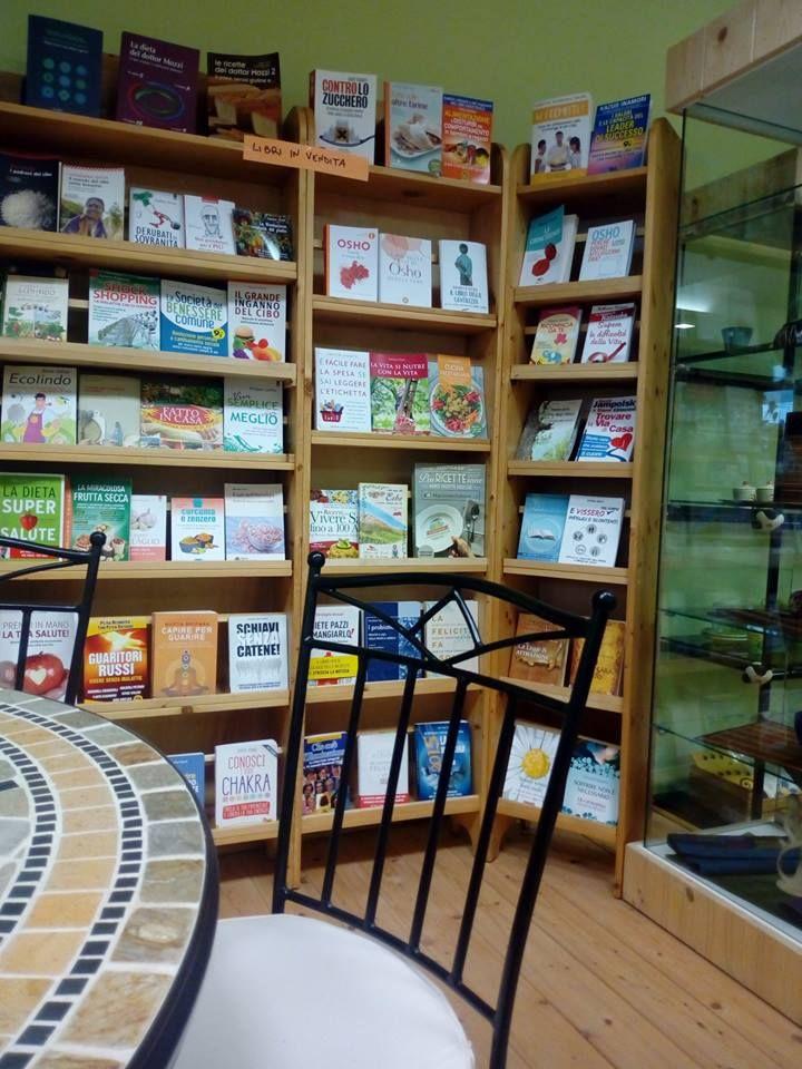 NATURE' - offerta libri alimentazione biologica Salerno Vallo di Diano Teggiano