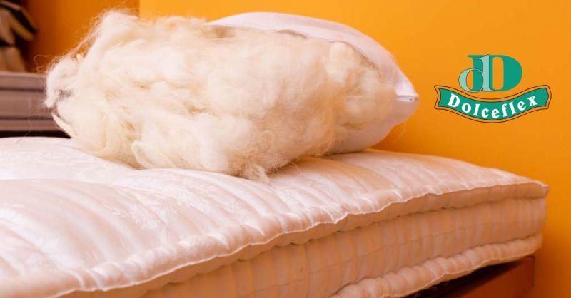 DOLCEFLEX - offerta materassi tradizionali in lana vergine Francavilla al Mare Chieti