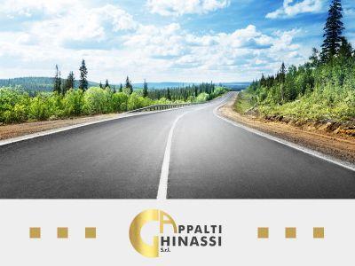 offerta impresa lavori stradali costruzioni pavimentazioni stradali manutenzione strade