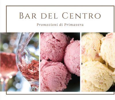 offerta degustazione vino promozione gelato caffe in omaggio