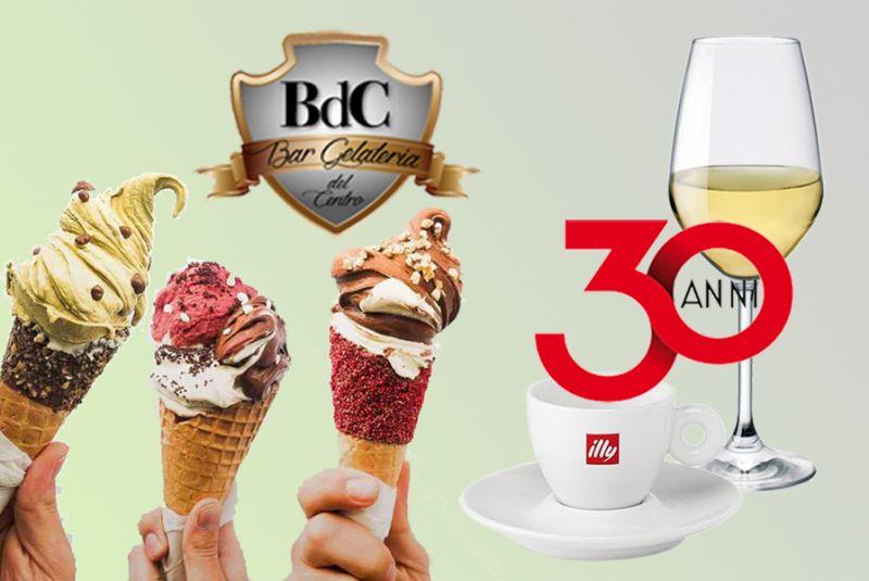 gelateria bar del centro 30 anni di gelato,