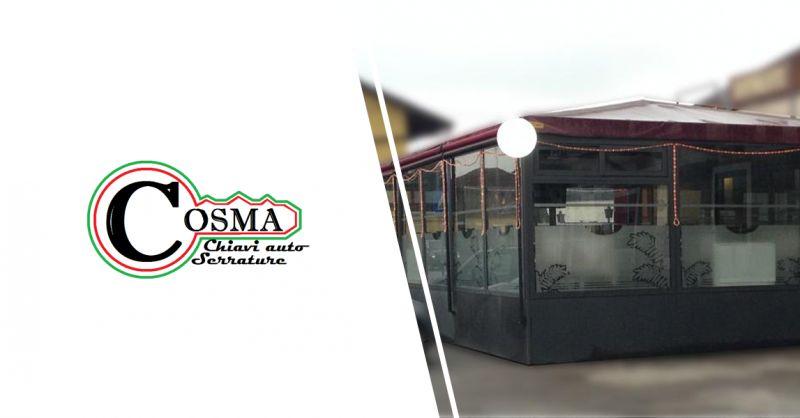 offerta allestimento dehor bar ristoranti torino - occasione verande per locali pubblici torino