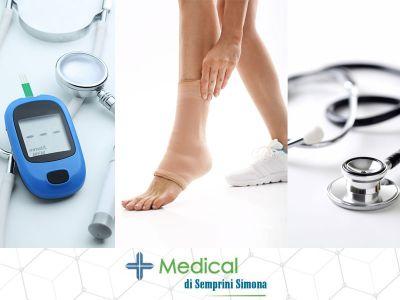 offerta articoli sanitari ortopedici tutori riabilitazione post operatoria sportivi