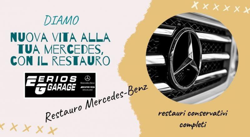 Occasione restauri conservativi di auto e di Mercedes Benz a Pordenone – Offerta Ripristino e realizzazione cromature di auto d'epoca a Pordenone