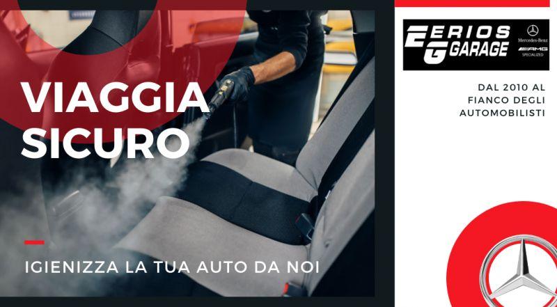 Occasione igienizzazione auto con sistemi certificati a Pordenone – Offerta meccanico elettrauto gommista a Pordenone