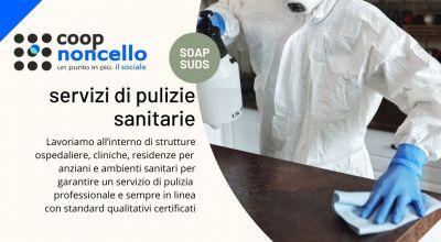 occasione servizi di pulizie sanitarie a pordenone offerta sanificazione di ambienti ospedalieri a pordenone