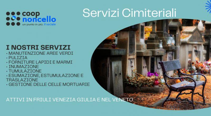 Occasione gestione di servizio cimiteriali privati e pubblici a Pordenone – Offerta servizio di ESUMAZIONE, ESTUMULAZIONE E TRASLAZIONE a Pordenone