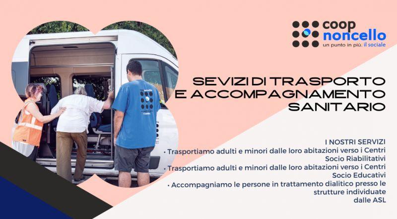 Offerta accompagnamento sanitario a Pordenone – occasione accompagnamento trasporto presso strutture ASL a Pordenone