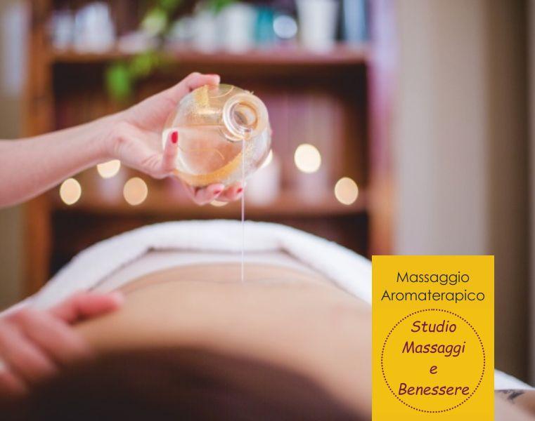 Offerta massaggio aromaterapico-promozione aromaterapia massaggio scontato