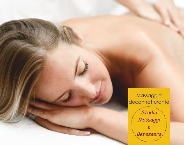 offerta massaggio decontratturante-promozione massaggio professionale scontato
