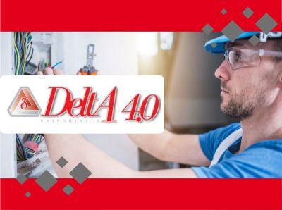 delta 4 0 cagliari promozione installazione e manutenzione impianti elettrici