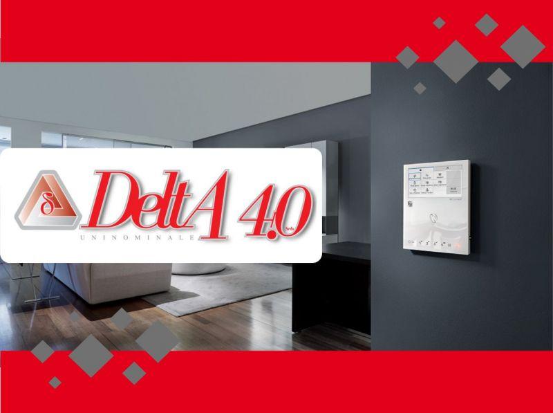 DELTA 4.0 CAGLIARI - PROMOZIONE INSTALLAZIONE E MANUTENZIONE IMPIANTI VIDEO-CITOFONICI