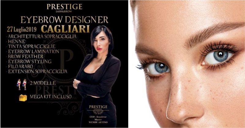OASI DELLA BELLEZZA - offerta corso Eyebrow Designer sopracciglia