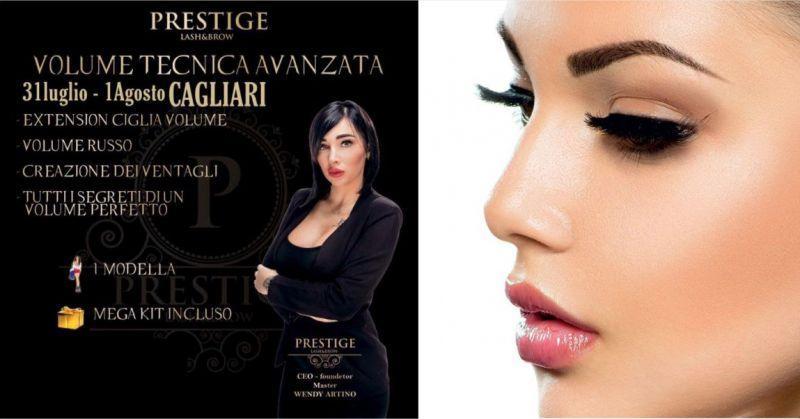 OASI DELLA BELLEZZA - offerta corso avanzato volume ciglia Wendy Artino
