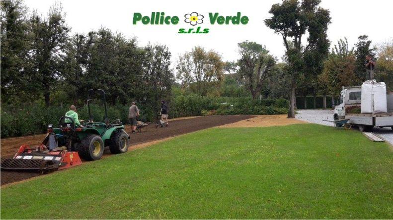 Offerta manutenzione aree verdi Viareggio