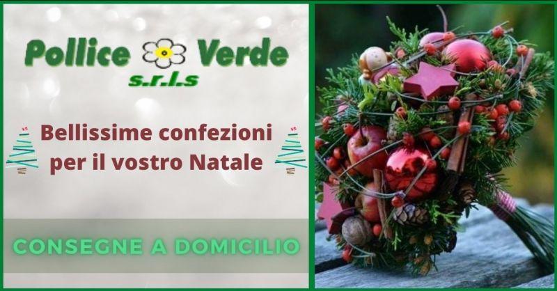 offerta regali Natale fiori Versilia - promozione regali per le feste Fiori Versilia
