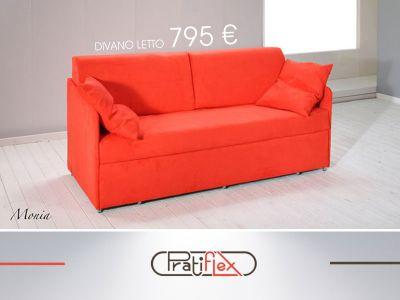 offerta divano letto due posti occasione divano letto doppio materasso