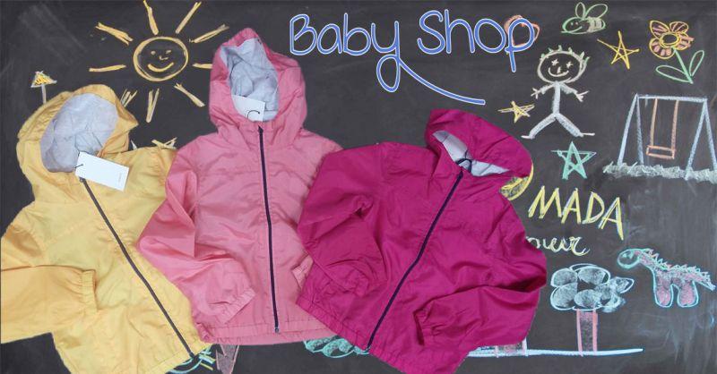 offerta BABY SHOP abbigliamento bambini firmato Vicenza - occasione collezione moda bambina