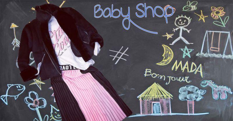 offerta negozio abbigliamento ragazzi da zero a dodici Vicenza - occasione collezione baby