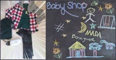 baby shop occasione negozio abbigliamento bimbi neonati ragazzi da 0 a 12 anni vicenza padova