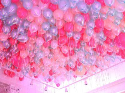 occasione allestimenti per feste party vicenza offerta vendita palloncini ad elio per eventi
