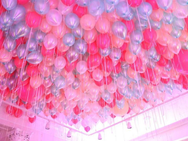 occasione Allestimenti per feste Party vicenza - offerta vendita Palloncini ad elio per eventi