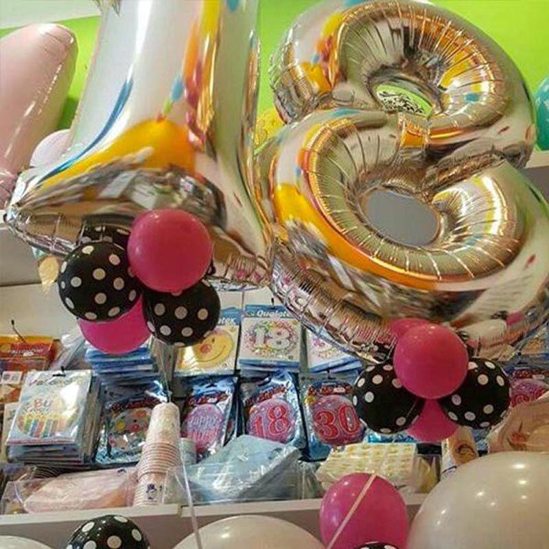 offerta Articoli per feste addobbi di compleanno vicenza - occasione allestimento party vicenza