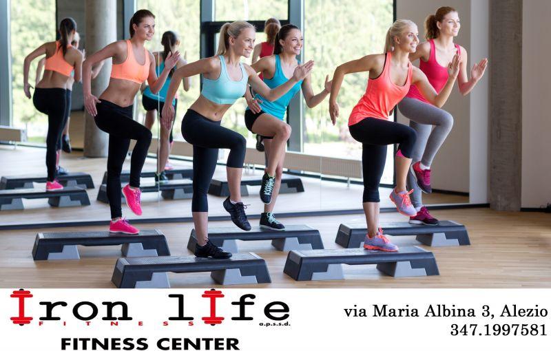 offerta prova gratuita body step alezio - promo allenamento palestra gratis  funzionale lecce