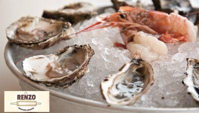 offerta ristorante menu di mare e di pesce fresco versilia ristorante da renzo