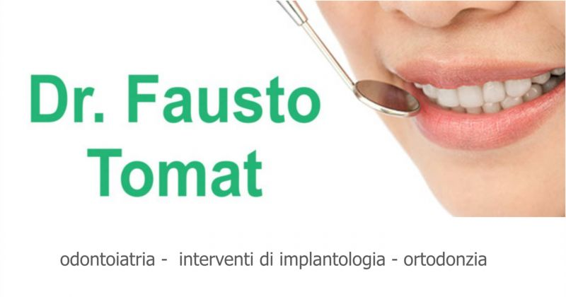 offerta impianti di odontoiatria implantologia ortodonzia a udine - promozione impianti denti
