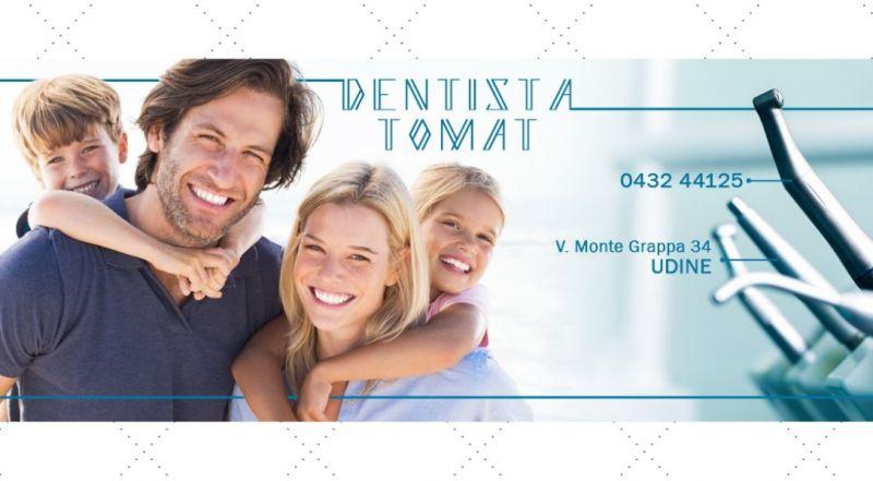 Occasione dentista a costi bassi a Udine - vendita cure dentali low cost a Udine