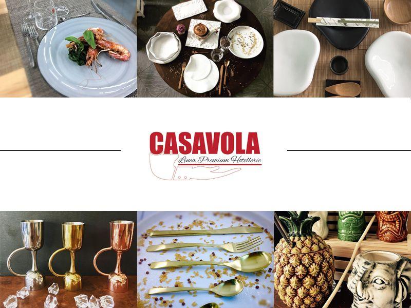 Offerta vendita prodotti professionali per strutture alberghiere e bar a Lecce - Casavola