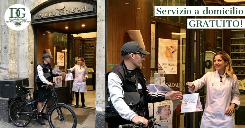 offerta farmacia a domicilio Catania - Occasione consegna farmaci a domicilio Catania