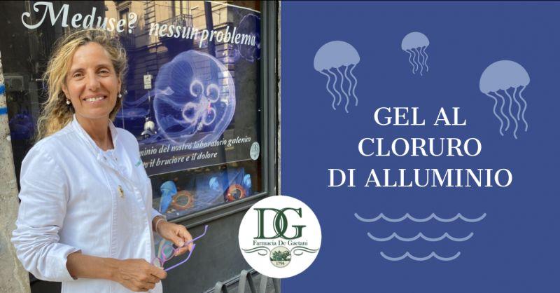 offerta gel per punture meduse catania - occasione gel cloruro di alluminio farmacia catania