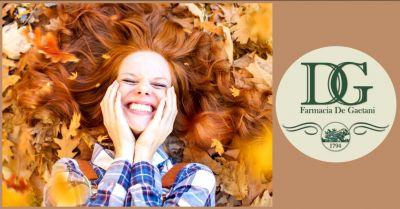 offerta farmacia prodotti per capelli catania occasione prodotti caduta capelli catania