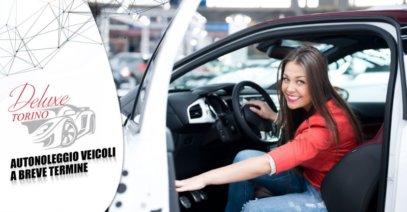 Offerta Servizi professionali noleggio vetture a breve termine prezzi vantaggiosi a Torino