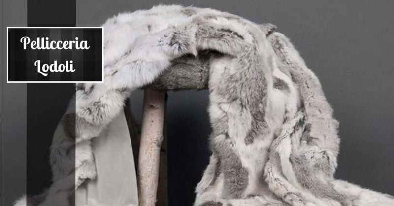 Offerta Realizzazione coperte in vera pelliccia Roma - Occasione Trasformazione pelliccie Roma