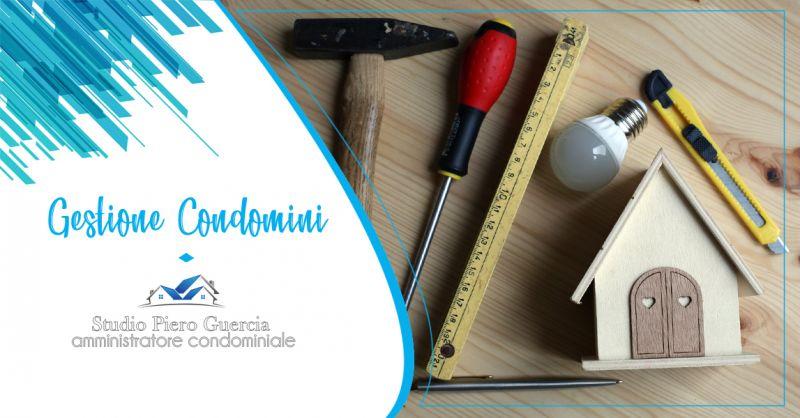 Offerta servizio professionale gestione condomini ed immobili a Lecce - Studio Piero Guercia