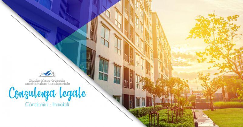 Offerta Servizio professionale consulenza legale per condomini e immobili - Studio PieroGuercia
