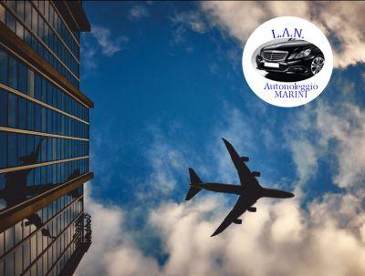 offerta taxi aeroporto malpensa autista professionista promozione trasferimento aeroporto