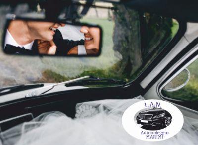lan autonoleggio offerta noleggio auto per cerimonie promozione noleggio auto matrimonio